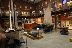 Museo Marítimo de Asturias. Luanco